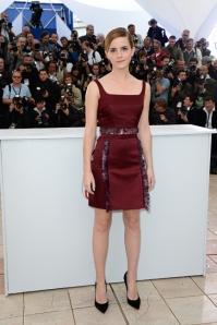 Emma Watson in Christopher KaneGrazioso, anche se un poco modesto l_abito della protagonista di The Bling Ring. Meritava forse accessori più grintosi